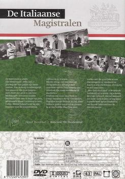 De Italiaanse Magistralen DVD - Le Amiche