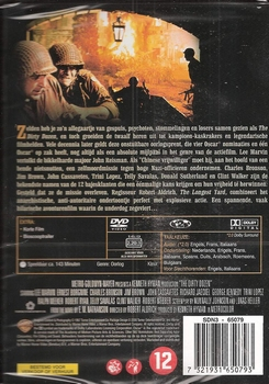 DVD oorlogsfilms - The Dirty Dozen