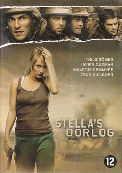 DVD Stella's Oorlog