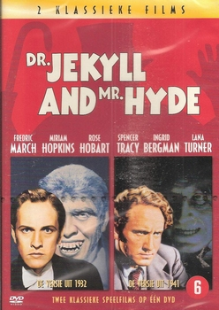 Classic DVD - Dr. Jekyl and Mr. Hyde