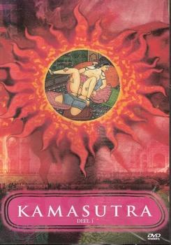 DVD Kamasutra deel 1