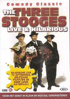 Comedy Classic DVD - The Three Stooges