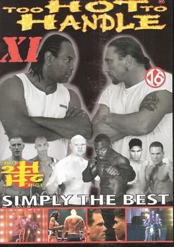 Vechtsport DVD - Too Hot to Handle 11