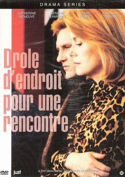 Franse film DVD - Drole D'Endroit Pour Une Rencontre