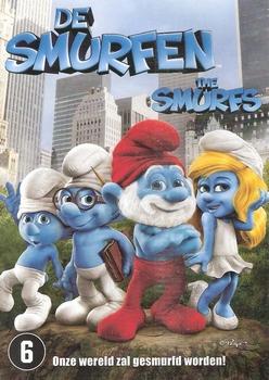 Animatie DVD - De Smurfen