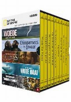 DVD box - Best of National Geographic (10 DVD)