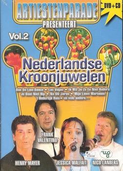 CD+DVD - Nederlandse Kroonjuwelen Vol. 2