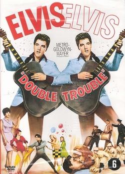 Elvis DVD - Double Trouble