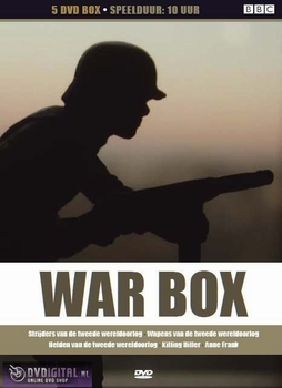 DVD box - BBC War Box (5 DVD)