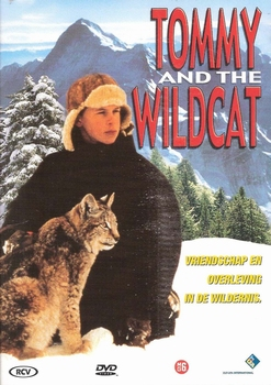Avontuur DVD - Tommy and the Wildcat