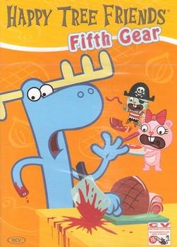 DVD Happy Tree Friends 5 - Fifth Gear