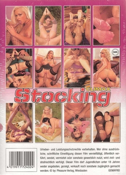 Erotiek DVD Box - Stocking Climax (3 DVD)