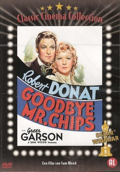 Classic Cinema Collection DVD - Goodbye Mr. Chips