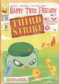 DVD Happy Tree Friends 3 - Third Strike