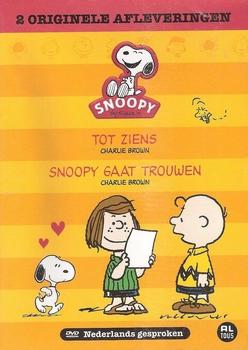 DVD Snoopy - Tot Ziens & Snoopy gaat Trouwen