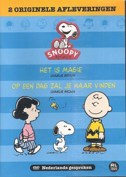 DVD Snoopy - Het is Magie Charlie Brown