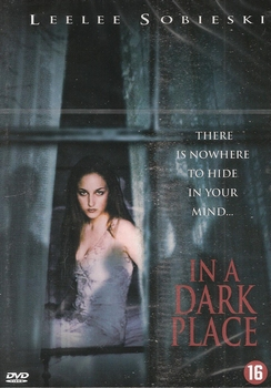 Thriller DVD - In a Dark Place