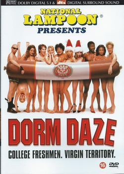 Humor DVD - National Lampoon - Dorm Daze