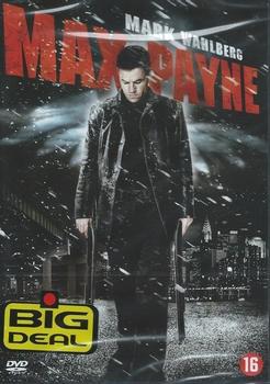 Actie DVD - Max Payne