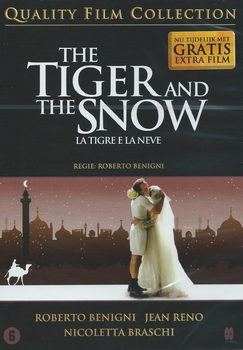Drama DVD - Tiger and the Snow