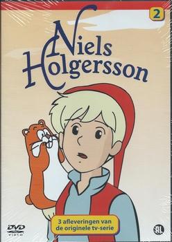 Tekenfilm DVD - Niels Holgersson 2