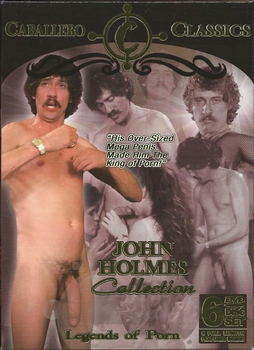 Erotiek DVD box - John Holmes Collection (6 DVD)
