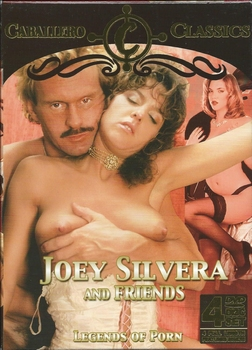 Erotiek DVD box - Joey Silvera and friends (4 DVD)