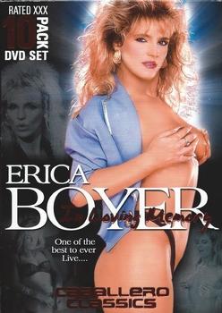 Erotiek DVD box - Erica Boyer (10 DVD)