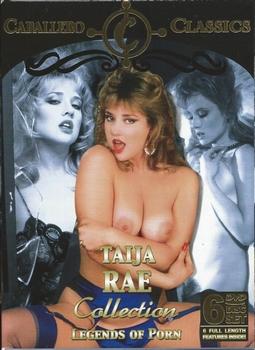 Erotiek DVD box - Taija Rea Collection (6 DVD)