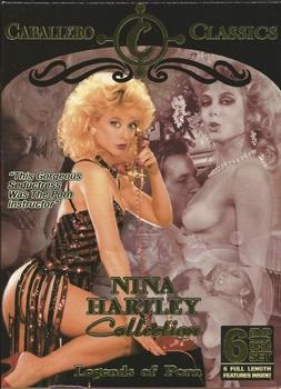 Erotiek DVD box - Nina Hartley Collection (6 DVD)