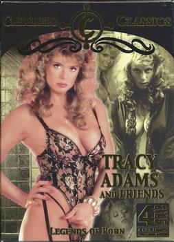 Erotiek DVD box - Tracy Adams (4 DVD)