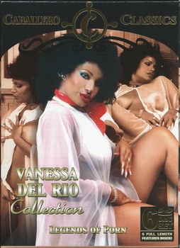 Erotiek DVD box - Vanessa del Rio Collection (6 DVD)