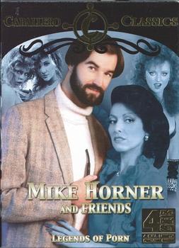 Erotiek DVD box - Mike Horner and Friends (4 DVD)