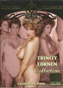 Erotiek DVD box - Trinity Lornen Collection (6 DVD)