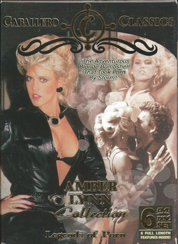 Erotiek DVD box - Amber Lynn Collection (6 DVD)