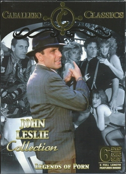 Erotiek DVD box - John Leslie Collection (6 DVD)