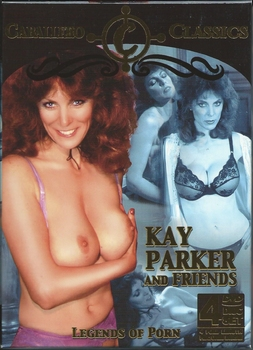Erotiek DVD box - Kay Parker and Friends (4 DVD)
