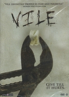 Horror DVD - Vile