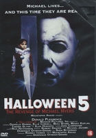 DVD Horror - Halloween 5