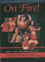 On  Fire! The Hottest Bellydance DVD