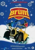 DVD Jeugd - Brum en de sneeuwdieven