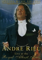 Andre Rieu DVD - Live at the Royal Albert Hall