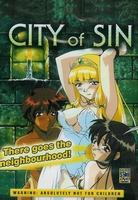 DVD Anime Hentai - City of Sin