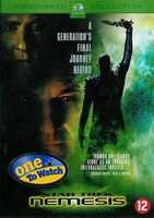 DVD Science Fiction - Star trek-nemesis