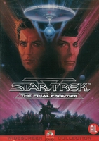 DVD Science Fiction - Star Trek 5 - The final frontier