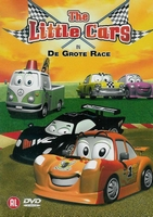 Animatie DVD - The Little Cars in de grote race