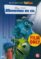 Disney DVD - Monsters en co