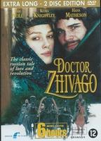DVD Miniserie - Doctor Zhivago (2 DVD)