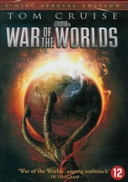 DVD Science Fiction - War of the Worlds (2 DVD)