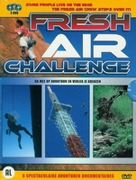 DVD box - Fresh Air Challenge